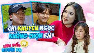 Random Matchmaking | Ep 11: Cat Tuong doesn't approve of such a womanizer