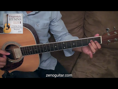 Come Thou Fount chords by Phil Wickham - Worship Chords