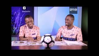 NIGERIA GBODO NA ZAMBIA TABI GBA DRAW NI WORLD CUP QUALIFIER