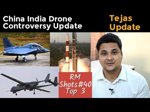 Top 3| Tejas Update, ISRO Launch Update,