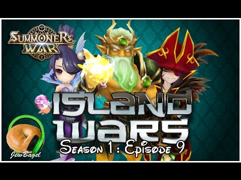 SUMMONERS WAR : ISLAND WARS (Season 1 : Episode 9)
