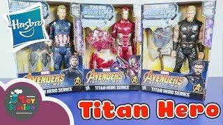 Titan Hero Power FX, siêu anh hùng Avengers Infinity War quá ngầu từ Hasbro ToyStation 206
