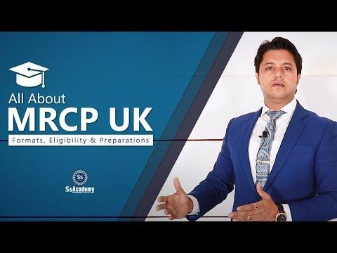 MRCP UK - Exam Eligibility, Formats & Preparations !