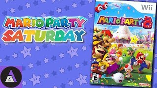 MARIO PARTY SATURDAY - THE TABLE HAS BEEN FLIPPED | MARIO PARTY 8