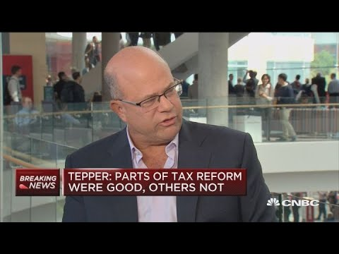 The national anthem protests are not unpatriotic, Tepper says