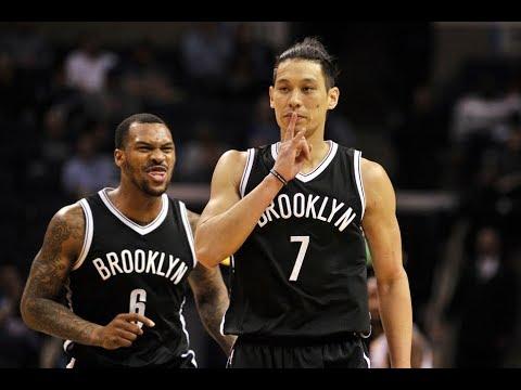 Jeremy Lin Top 10 Plays Brooklyn Nets 2016-17