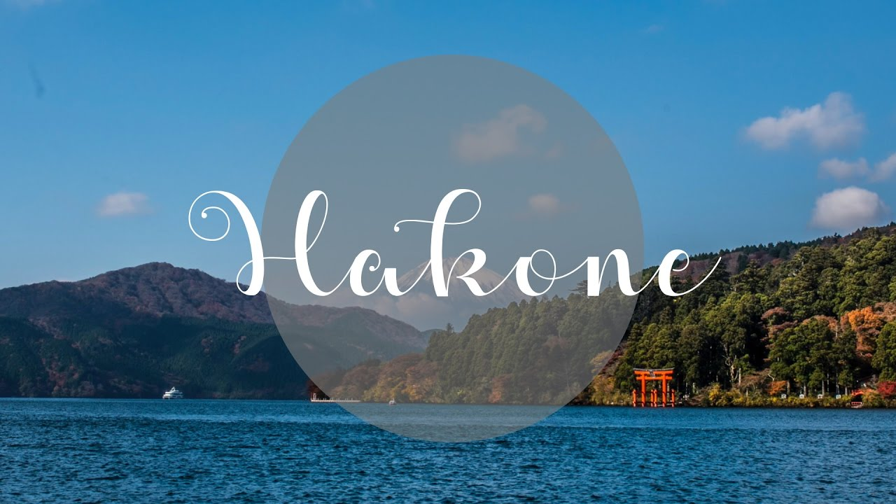 how to get from tokyo to hakone