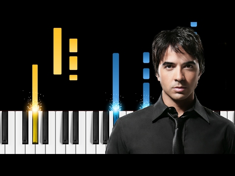 Luis Fonsi - Despacito ft. Daddy Yankee - Piano Tutorial - Como tocar Despacito el piano