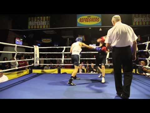 Salisbury Amateur Boxing Club Show - 26/09/2013 - fights 7-8-9
