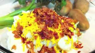 Bacon Ranch Potato Salad ~ Loaded Potato Salad Recipe ~ 4th Of July