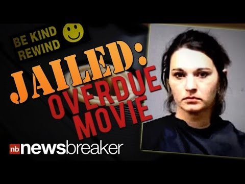 JAILED: Woman Thrown in the Slammer for Not Returning a Video Rental 9 Years Ago