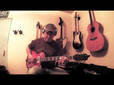"""""""Downtown"""" Lady Antebellum Guitar Cover By Seth Griffin"""