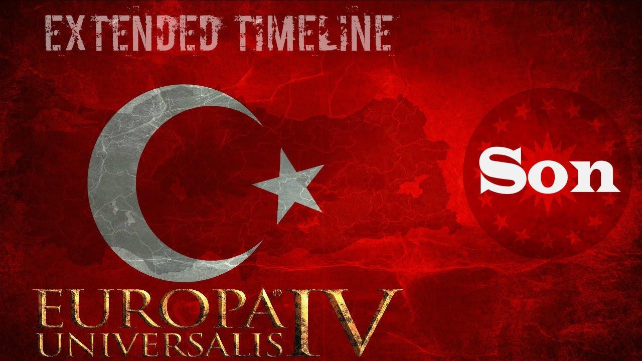 Europa Universalis 4 Türkiye serisi bitti ve mod önerisi