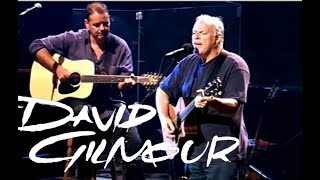 david gilmour wish you were here live