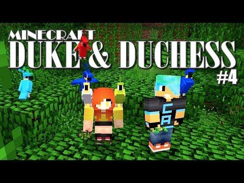 FIRST PETS! 👑 Duke & Duchess EP4 - Minecraft Survival Adventure with Gamer Chad