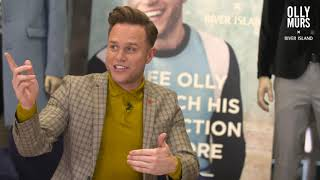 Olly Murs Interview | An Evening With Olly Murs | River Island