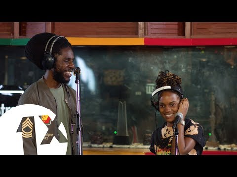 1Xtra in Jamaica - Chronixx & Koffee - Real Rock Riddim