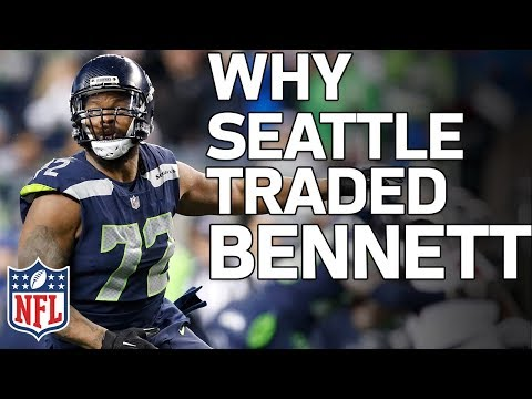 Why Did the Seahawks Trade Michael Bennett to the Eagles? | NFL