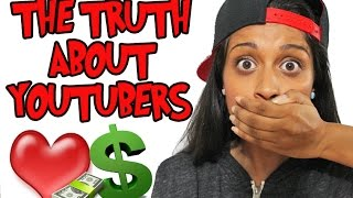 The Truth About YouTubers Thumbnail