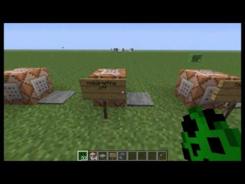 OUTDATEDThe Command Block All Commands First Ever Commands Update 12w36a YouTube