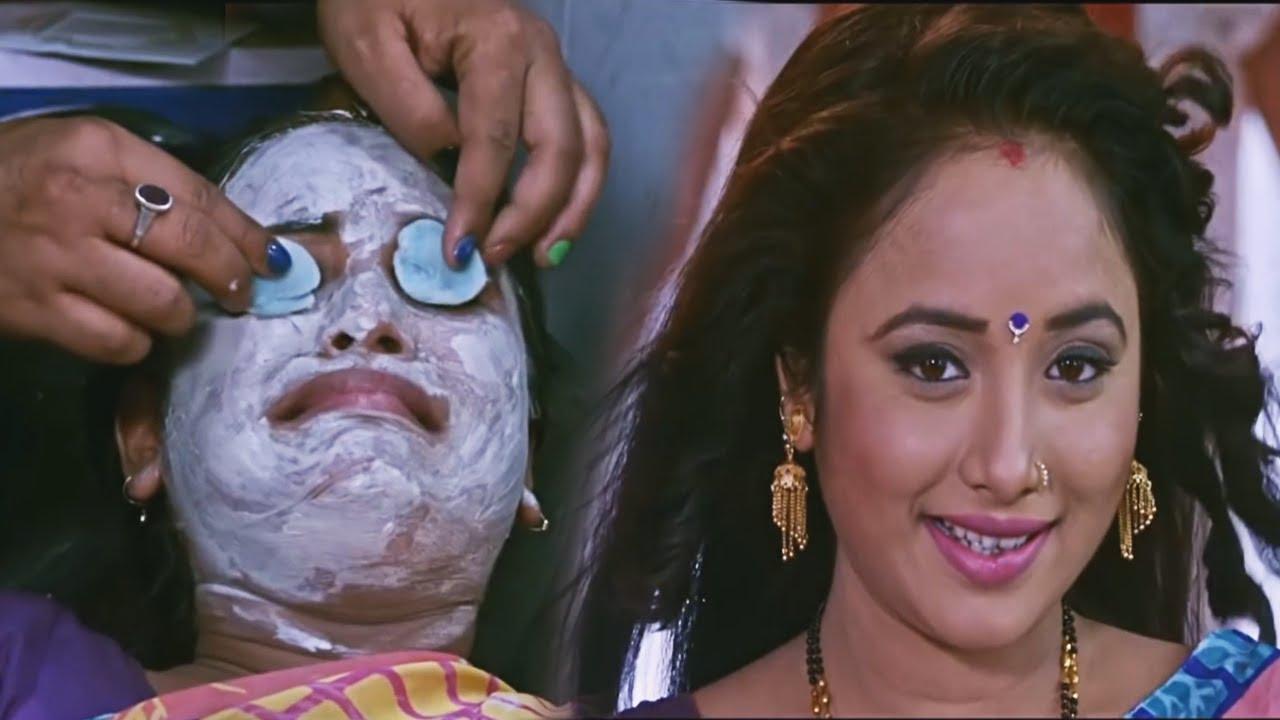 Download Rani Chatterjee Transformation after makeup - Bhojpuri Flim Clip - Gharwali Baharwali