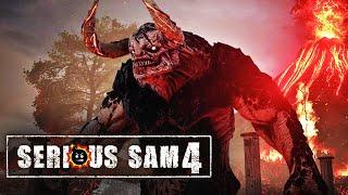 Serious Sam 4 - Official 4K Gameplay Trailer