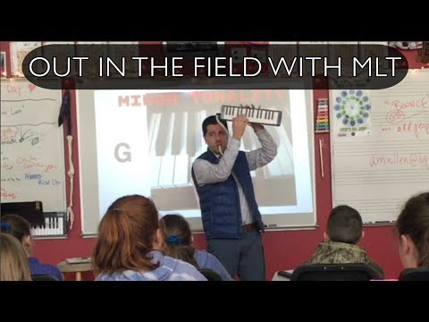 Out In The Field With MLT: 6th Grade General Music
