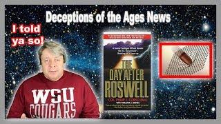 Roswell Code Cracked Graphene Technology Explained