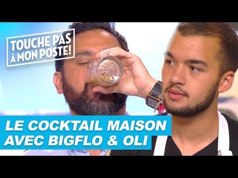 Bigflo & Oli : Qui va boire le cocktail maison de TPMP ?