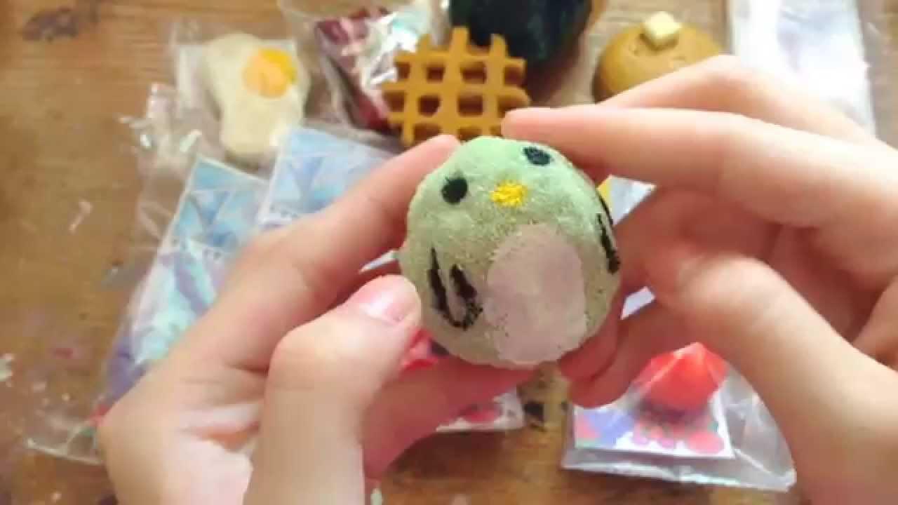 Lilian s homemade squishy update #3 - YouTube