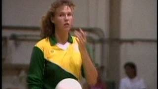 1989 Womens Volleyball Hawaii vs Pacific