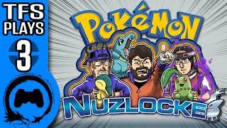 Pokemon Silver NUZLOCKE Part 3 - TFS Plays - TFS Gaming