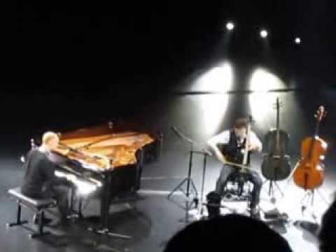The Piano Guys Live in Berlin - Kung Fu Piano : Cello Ascends