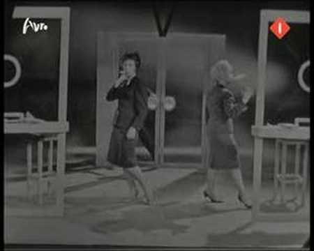 Ronnie Bierman, Sylvia de Leur- Wij zijn de meisjes van de V V V .-1963