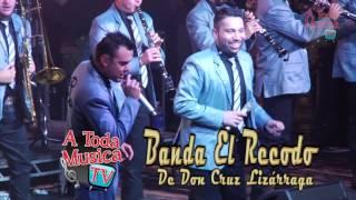 """Banda El Recodo """"Que Te Ruegue Quien Te Quiera & Que Bonita"""" Chicago, IL. 11/8/2014"""