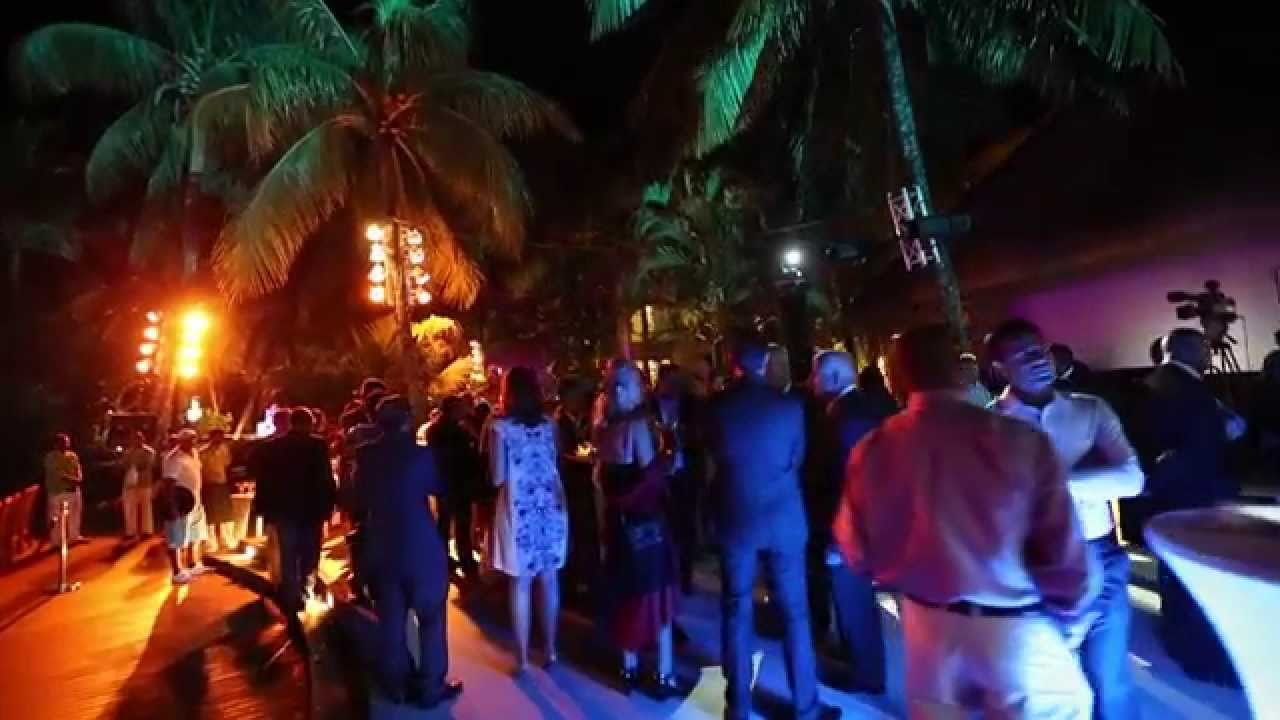Launch Of Solana Beach Mauritius And Southern Cross Hotels Group You
