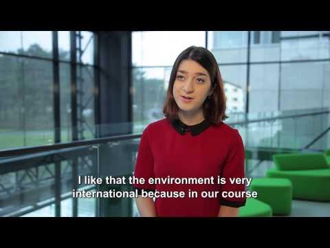 Study International Relations in Tallinn University of Technology