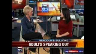 Megan on Fox News talking about DEAR BULLY