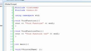 C++ Tutorial 24: Function Pointers!
