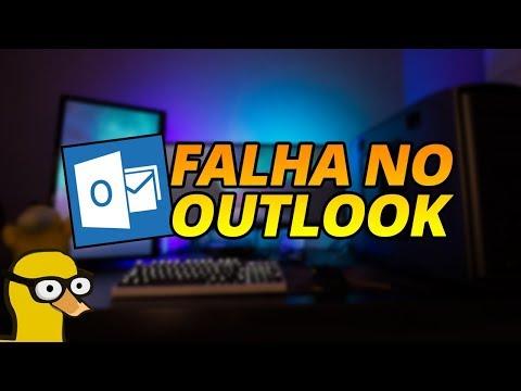 VULNERABILIDADE NO OUTLOOK (Microsoft) - Rumo ao Bounty 01