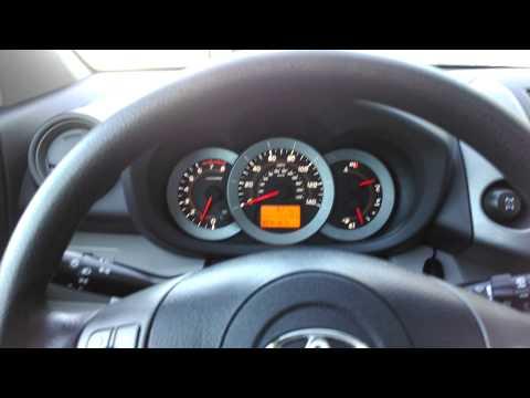 2011 Toyota Rav4 - AWD