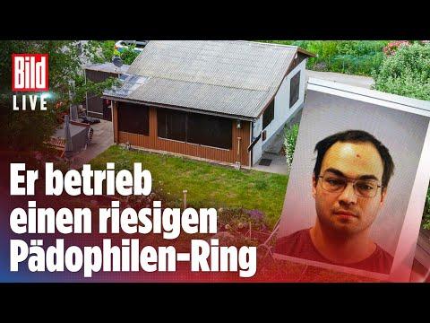 🔴 Kinderschänder von Münster: So lange muss Adrian V. in den Knast   BILD LIVE