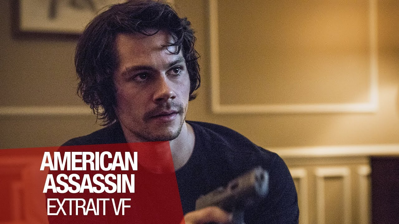 """AMERICAN ASSASSIN - Extrait 3 """"What Do We Do Here"""" - VF"""