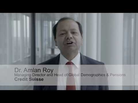 """Amlan Roy, Credit Suisse: """"Why global demographics matter for investments?"""""""