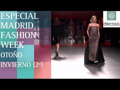 Especial Madrid Fashion Week Otoño Invierno 2015 (2ª Parte) | Noticias Moda