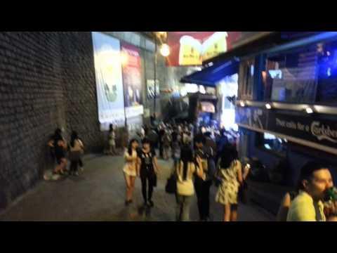 LFK downtown Hong Kong Nightlife