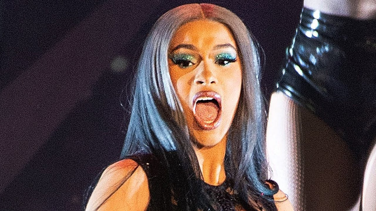 Photos Video Cardi B Gets New Tattoo After 10 Years: Cardi B Gets Emotional About Offset Break Up VIDEO
