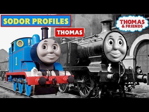 Thomas & Friends In Real Life: 'Thomas The Tank Engine' (Episode #1)