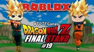 Roblox - Dragon Ball Z - Endstand - #19 - Misturamos o Kaioken X20 + Mystische Form