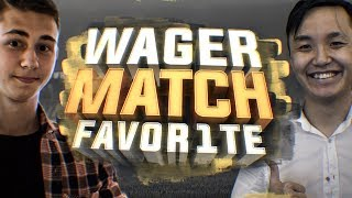 FIFA 18 - DOUBLE OR NOTHING VS FAVORITE